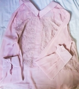 Blush Blouse-
