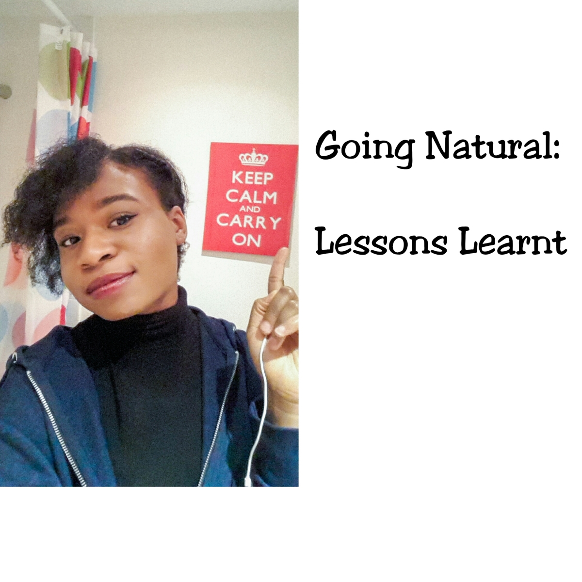 Going Natural | Lessons Learnt