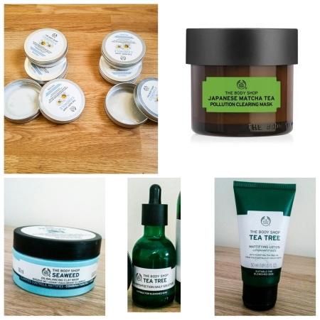 Bodyshop, best oily skin hacks, oily skin, face moisturisers, oily skincare