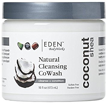 Best Natural hair products, best Co-wash for low porosity hair, Co-wash, Coconut oil